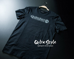 QUIKSILVER ART TICKLE / QuickStyle в Минске