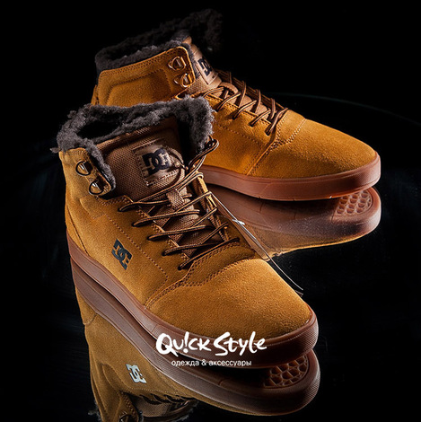 DC CRISIS HIGH WNT / QuickStyle в Минске